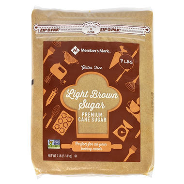 Member's Mark Light Brown Sugar (7 lb.)