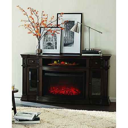Member S Mark Trenton Wi Fi Smart Electric Fireplace And