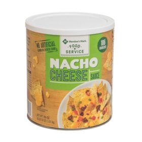 Member's Mark Nacho Cheese Sauce (106 oz.)