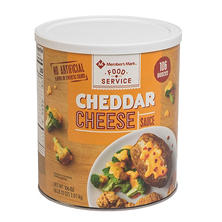 Member's Mark Cheddar Cheese Sauce (106 oz. can)