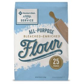 Member's Mark All Purpose Flour (25 lbs.)