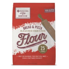 Member's Mark Bread & Pizza Flour (25 lbs.) - Sam's Club