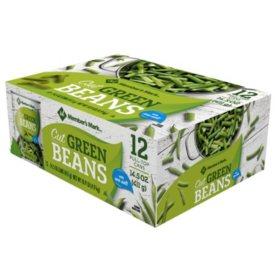 Member's Mark Green Beans (14.5 oz., 12 ct.)