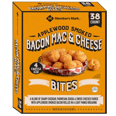 Member's Mark Bacon Mac and Cheese Bites (28.5 oz., 38 ct.)