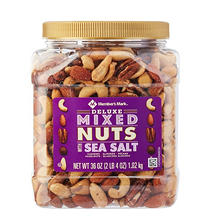 Member's Mark Deluxe Roasted Mixed Nuts with Sea Salt (36 oz.)
