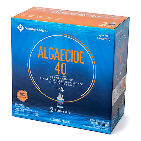 Member's Mark Algaecide 40 (1 gal., 2 ct.)