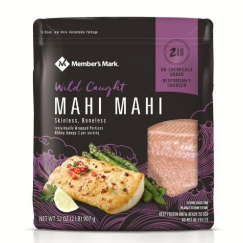 Member's Mark Mahi Mahi Portions, Frozen (2 lbs.)