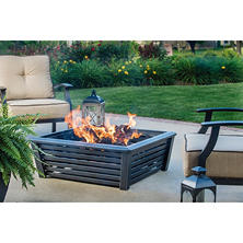 "Member's Mark 35"" Tapered Square Fire Pit"