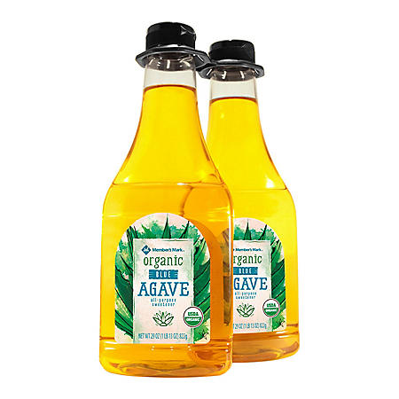 Member's Mark Organic Agave Nectar (29 oz., 2 pk.)