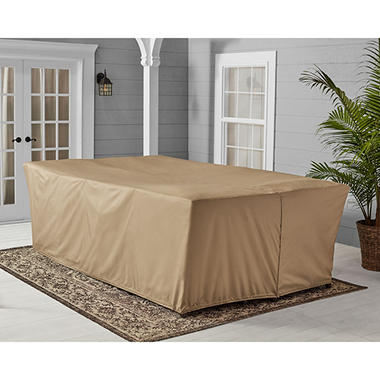 Memberu0027s Mark Universal Patio Furniture Cover