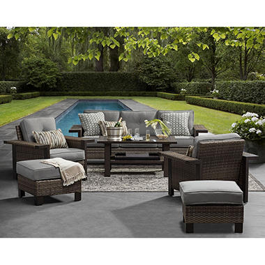 Member\'s Mark Agio Manchester Seating Set(Various Colors) - Sam\'s Club