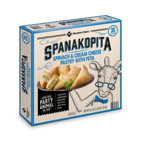 Member's Mark Spanakopita (36.2 oz., 36 ct.)