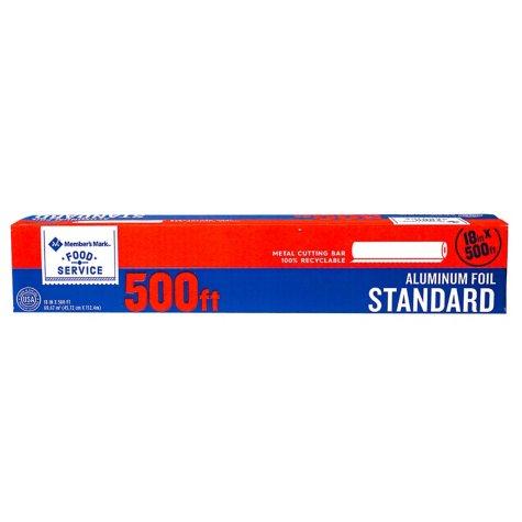 Member's Mark Standard Foodservice Foil (500ft.)