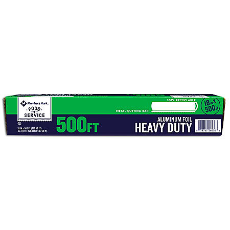 Member's Mark Heavy Duty Food Service Foil (500 ft.)