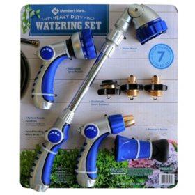 Member's Mark 7-Piece Watering Set