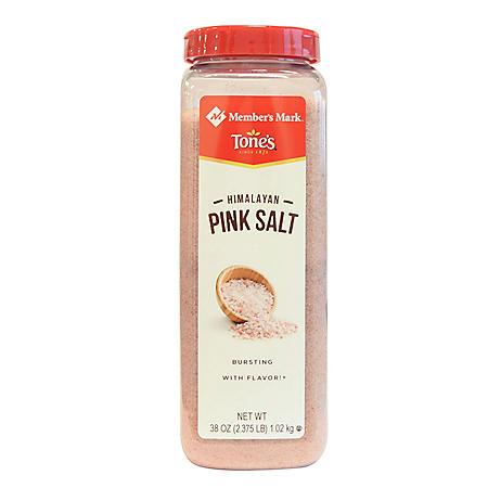 Member's Mark Himalayan Pink Salt (38 oz.)
