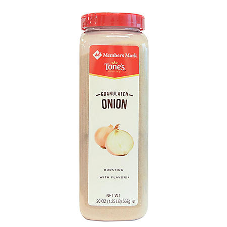 Member's Mark Granulated Onion (20 oz.)