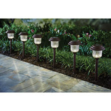 Member's Mark Solar Lights (6 pack)
