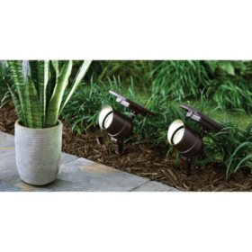 Member's Mark Solar Color-Changing Lights (2 pack)