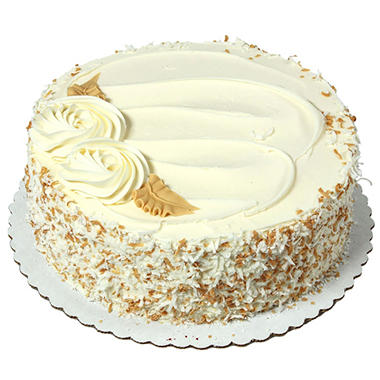 Member S Mark Italian Creme Cake 82 Oz Sam S Club