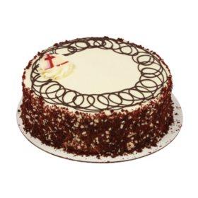 Member's Mark 10 in. Double Layer Red Velvet Cake (83 oz.)