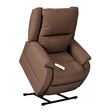Gentil Memberu0027s Mark Power Recline U0026 Lift Chair W/ Adjustable Headrest (Choose ...