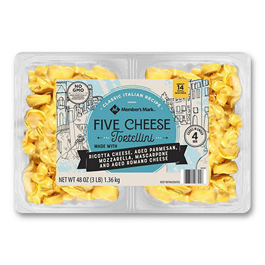 Member's Mark Five Cheese Tortellini (24 oz., 2 pk.)