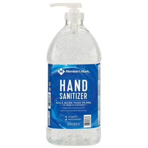 Member's Mark Hand Sanitizer (67.6 fl. oz.)