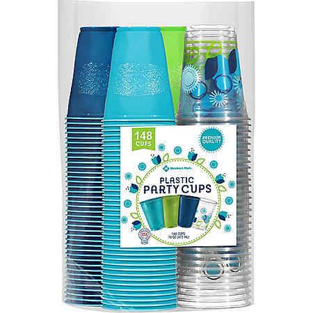 Member's Mark Premium Quality Cups, Choose Your Style (148 ct.)