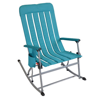 Memberu0027s Mark Portable Rocking Chair