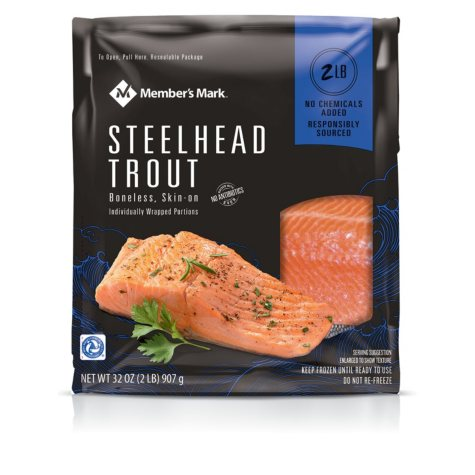 Member's Mark Steelhead Trout (2 lbs.)
