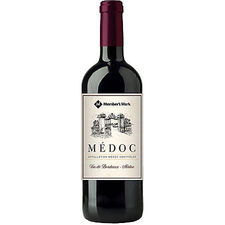 Member's Mark Medoc Bordeaux (750 ml)
