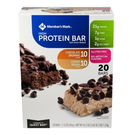 Member's Mark High Protein Bar