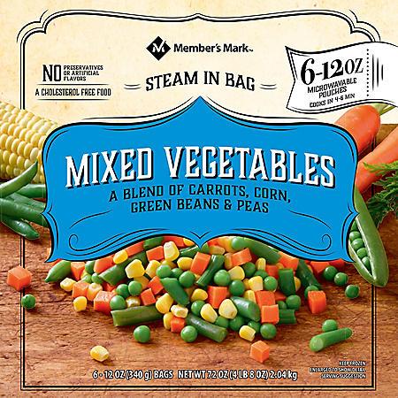 Member's Mark Mixed Vegetables (72 oz.)