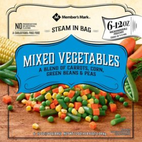 Member's Mark Mixed Vegetables (72 oz.)