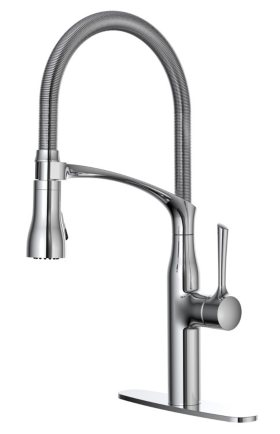 Member's Mark Commercial Kitchen Faucet - Chrome Finish