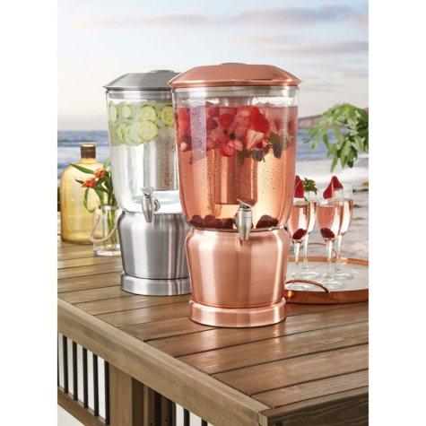 Member's Mark 3-Gallon Tritan Beverage Dispenser (Assorted Colors)