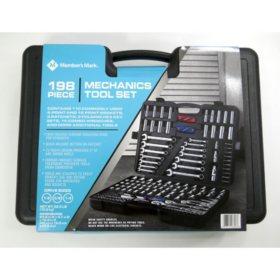 Member's Mark 198-Pc. Mechanics Tool Set