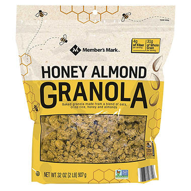 Member's Mark Honey Almond Granola (32 oz.)