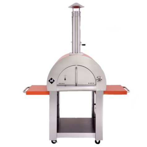 Members Mark Wood Fired Oven and Cart