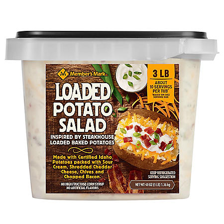 Member's Mark Loaded Potato Salad (48 oz.)