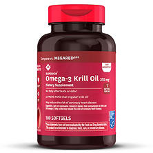 Member's Mark 100% Pure Omega-3 Krill Oil, 350 mg (180 ct.)