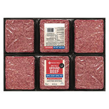 Member's Mark 80% Lean Ground Beef (6 lbs.)