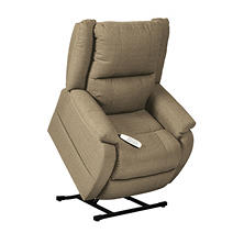 Member's Mark Power Recline & Lift Chair w/ Adjustable Headrest (Choose A Color)
