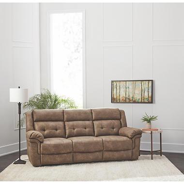 Memberu0027s Mark Hughes Reclining Sofa