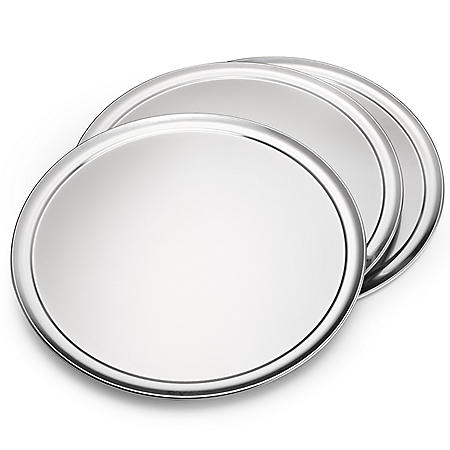 "Member's Mark 3 Pk. 16"" Pizza Pan"