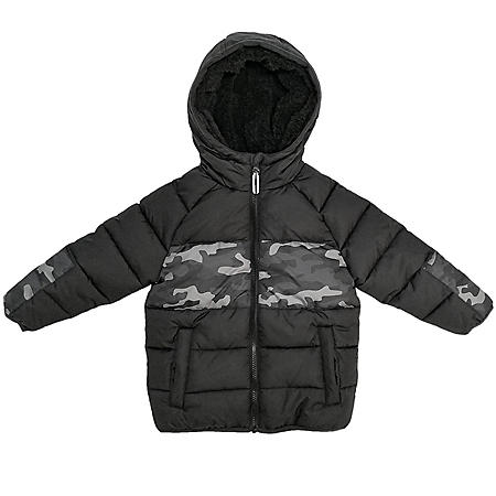 Member's Mark Boys Cozy Puffer Jacket (Various Styles)