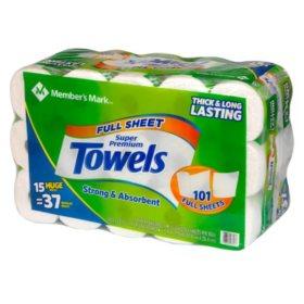 Paper Towels - Sam\'s Club