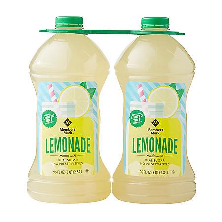 Member's Mark Lemonade (96oz / 2pk)