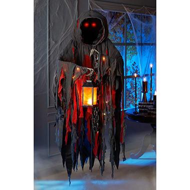 Members Mark Grim Reaper With Lighted Lantern Sams Club